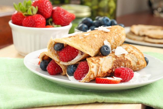 Coconut-Flour-Crepes-with-Yogurt-and-Berries-Eat-Spin-Run-Repeat-FI